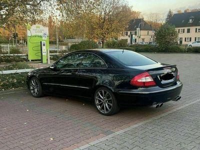 gebraucht Mercedes CLK500 LPG Prinz Keyless Go als Sportwagen/Coupé in Hamborn
