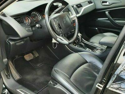 gebraucht Citroën C5 Tourer HDi 200 Aut. Exclusive AFIL/Leder als Kombi in Odenthal