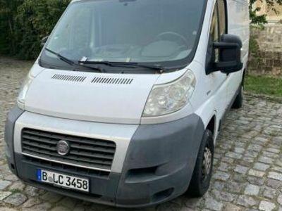 gebraucht Fiat Ducato Erdgas