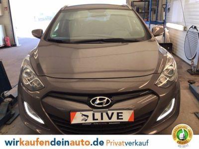 gebraucht Hyundai i30 1.6 Automatik Trend PDC hinten Klima