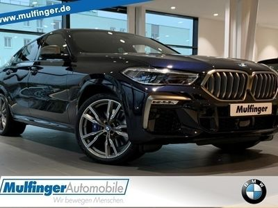 gebraucht BMW X6 M50i-Sofort verfÃgbar-Carbon HUD Vollleder PDC