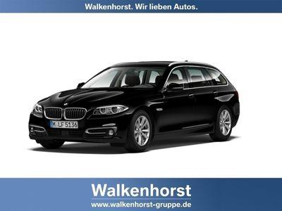 gebraucht BMW 530 d Touring InnovationsPaket DrivingAssPlus SpeedLimit HeadUp adapt. LED