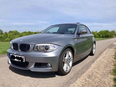 gebraucht BMW 125 Coupé i Coupe als Sportwagen/ in Blieskastel