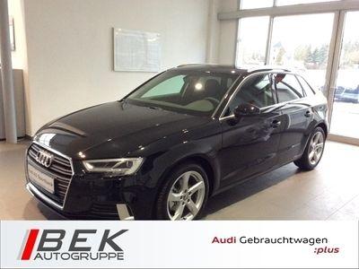 gebraucht Audi A3 Limousine 1.5 TFSI design LED, AHV, BLUETOOTH