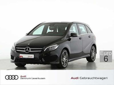 gebraucht Mercedes B220 AMG Line 4MATIC 7G-DCT LED KAMERA AHK NAVI