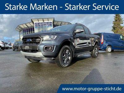 gebraucht Ford Ranger Wildtrak EXTRAKABINE #FÜR #WOHNKABINE Neuwagen, bei MGS Motor Gruppe Sticht GmbH & Co. KG
