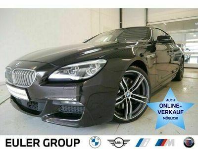gebraucht BMW 650 Gran Coupe i xDrive M Sport 20''LMR RFK Lede