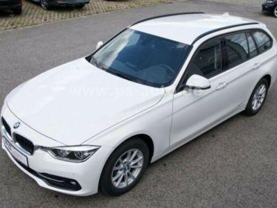 gebraucht BMW 320 i xDrive Touring Sport Line+DSC+LED+PDC