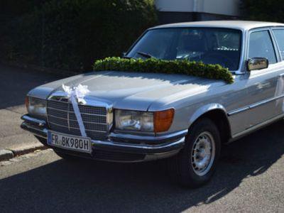 käytetty Mercedes S280 | Bj. 78 | Alltagsfahrzeug |