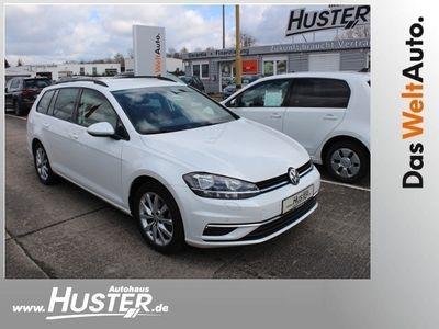 gebraucht VW Golf VII 1,000 € Rabatt | Golf Variant 1.6 TDIComfortline AZ