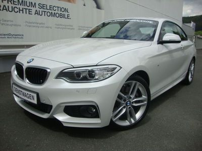 gebraucht BMW 228 i Coupe Aut. M Sport,HiFi,Xenon,Navi Prof.