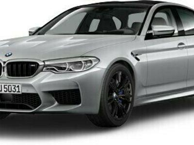 gebraucht BMW M5 M5DrivingAssPlus ParkAssPlus SoftClose SurroundView adapt. Fahrwerk