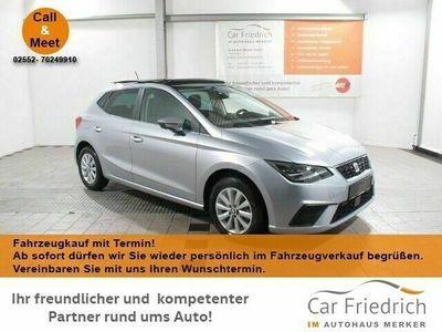gebraucht Seat Ibiza ST 1.0 DSG EcoTSI Style Top Ausstattung als Limousine in Steinfurt-Borghor