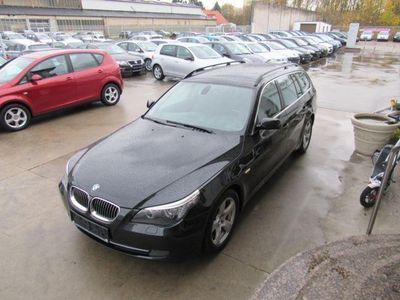 gebraucht BMW 530 530 Baureihe 5 Touring d LEDER,NAVI,ALU.