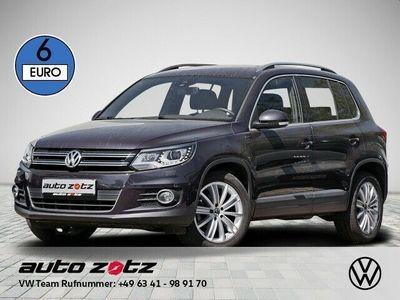 gebraucht VW Tiguan Tiguan LOUNGE Sport + StyleBluetooth
