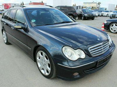 gebraucht Mercedes C320 T CDI*ELEGANCE*COMAND*Bi-XENON*TÜV:07/2022