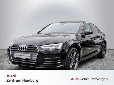 gebraucht Audi A4 2,0 TDI sport 6-Gang LED B&O