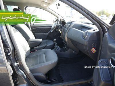 gebraucht Dacia Duster Prestige dCi 110 4×4 ABS Fahrerairbag ESP