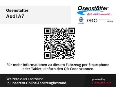gebraucht Audi A7 55 TFSI qu S-Line B&O Matrix-LED Pano Kamera