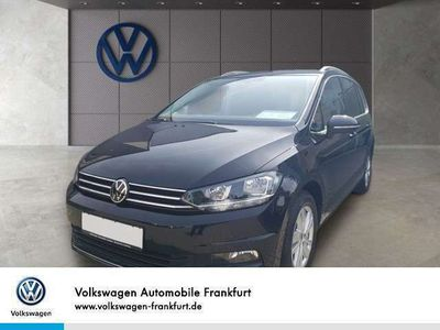 gebraucht VW Touran 1.5 TSI DSG Highline Navi AHK 7-Sitzer To