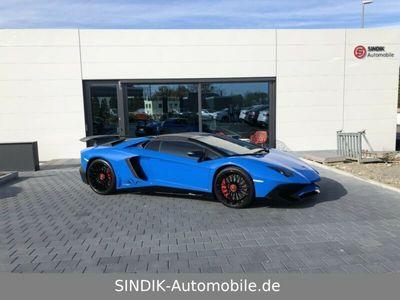 gebraucht Lamborghini Aventador LP 750-4 Superveloce Roadster 1of500