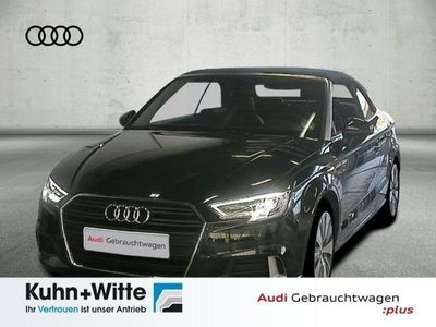 gebraucht Audi A3 Cabriolet 2.0 TDI Sport *Navi*Sitzheizung*Sou
