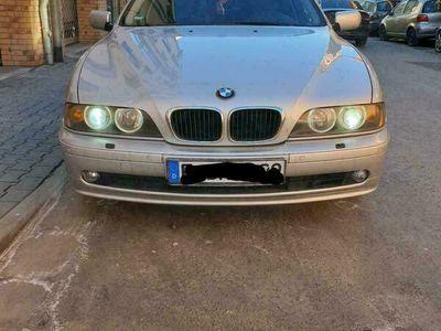 gebraucht BMW 520 E39 Automatik i Mit LPG Prinz