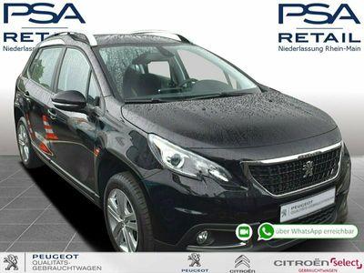 gebraucht Peugeot 2008 PureTech 82 Active *City&Sicht-Paket*Sitzh*Einpark