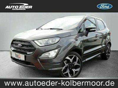 gebraucht Ford Ecosport 1.0 EcoBoost ST-Line StartStopp EURO 6d