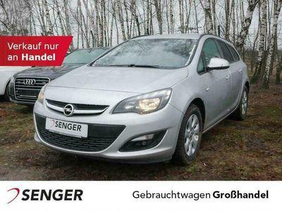 gebraucht Opel Astra Caravan TDI Navi Style ecoFlex Start/Stop Fahrzeuge kaufen und verkaufen