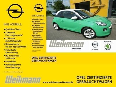 gebraucht Opel Adam Jam 1.4 - Alu- Klima - Bluetooth