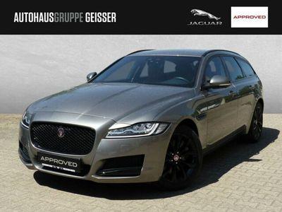 gebraucht Jaguar XF Sportbrake 25t 250PS Portfolio Auto. ACC LED