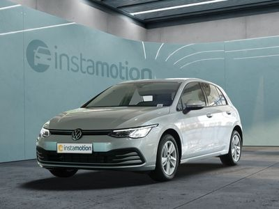 gebraucht VW Golf VIII Golf2.0 TDI SCR Life SHZ NAVI LED ACC AID