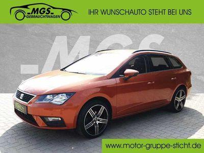 gebraucht Seat Leon ST 1.2 TSI Start&Stop Style, Gebrauchtwagen, bei MGS Motor Gruppe Sticht GmbH & Co. KG