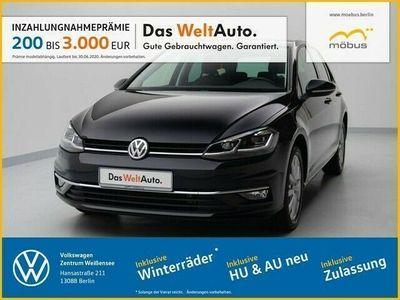 gebraucht VW Golf VII 1.5 TSI DSG HIGHL. LED+ACC-USB+PDC+NAVI