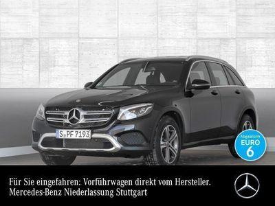 gebraucht Mercedes GLC220 d 4M Exclusive Park Navi Spiegel Sitzkom.