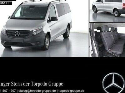 gebraucht Mercedes Vito 114 TOURER PRO L+NAVI+2xKLIMA+7GTR+TEMPOMAT