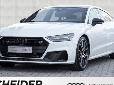 gebraucht Audi A7 Sportback 50 TDI qu 2 x Sline Navi Pano Matrix AH