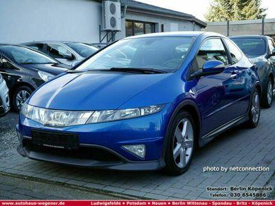 gebraucht Honda Civic 1.8 i-VTEC Type S KLIMA SITZHEIZUNG