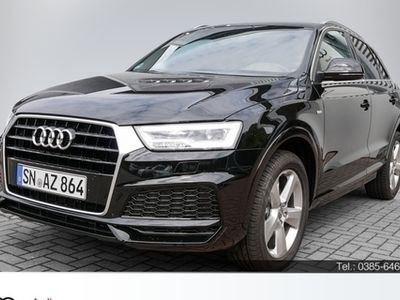 gebraucht Audi Q3 2.0 TDI design FSE KLIMA PDC SHZ LED EURO6