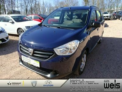 gebraucht Dacia Lodgy 1.6 MPI 85 Picknick, 7 Sitzer
