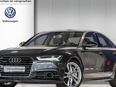 gebraucht Audi A6 3.0 TDI S line/Matrix/Sportdiff/Luftfed./Bose/Led