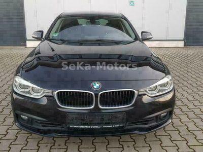 gebraucht BMW 325 Reihe Touring Baureihe d Automatik LED Navi ...
