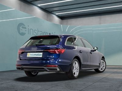 gebraucht Audi A4 A4Avant 40 TDI Q ADVANCED AHK eSITZE MEMORY eKLAPPE