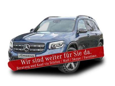gebraucht Mercedes GLB200 360°+Night+LED+PDC