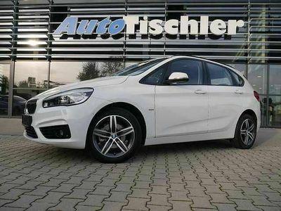 gebraucht BMW 218 Active Tourer i Sport Line Steptronic LED Business