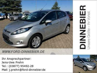 gebraucht Ford Fiesta CHAMPION 1.25 |*Sitzheiz*beheiz. Frontscheibe*| Gebrauchtwagen, bei Autohaus Dinnebier GmbH