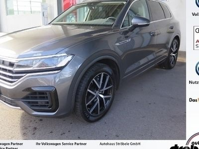 gebraucht VW Touareg 3.0 TDI 4M DSG R-LINE STHZ NAVI AHK