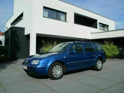 gebraucht VW Bora Variant Special *1.HAND/KLIMA/ALLWETTER*