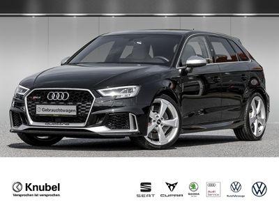 gebraucht Audi RS3 Sportback 2.5 TFSI qu. S tronic Nav+ B&O ACC Matrix Nappa DAB